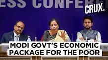 Govt Announces Rs 1.70 Lakh Crore Package To Battle COVID-19 Crisis