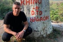 British Cricketer Kevin Pietersen in Assam for Wildlife Documentary Shoot