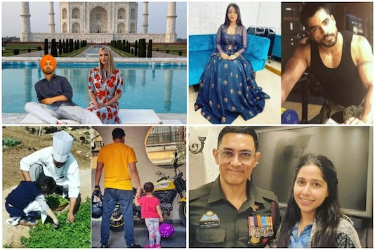 Diljit Dosanjh Shares Meme With Ivanka Trump At Taj Mahal Gautam Gulati Slams Shehnaaz Gill On Reality Show