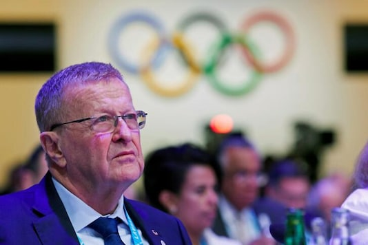 Australian Olympic Committee president John Coates (Photo Credit: Reuters)
