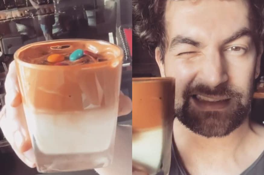 Neil Nitin Mukesh's Perky Cuppa For Wife Rukmini