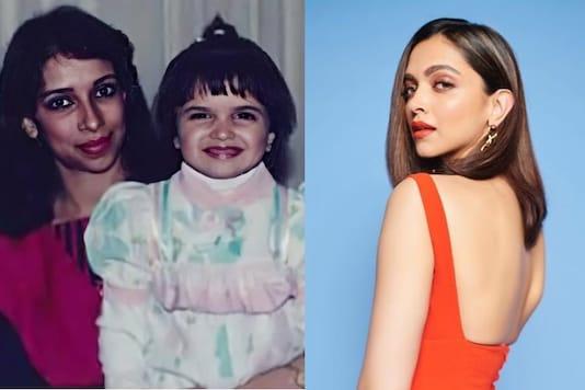 Childhood Pic of Deepika Padukone Flashing Toothless Smile ...