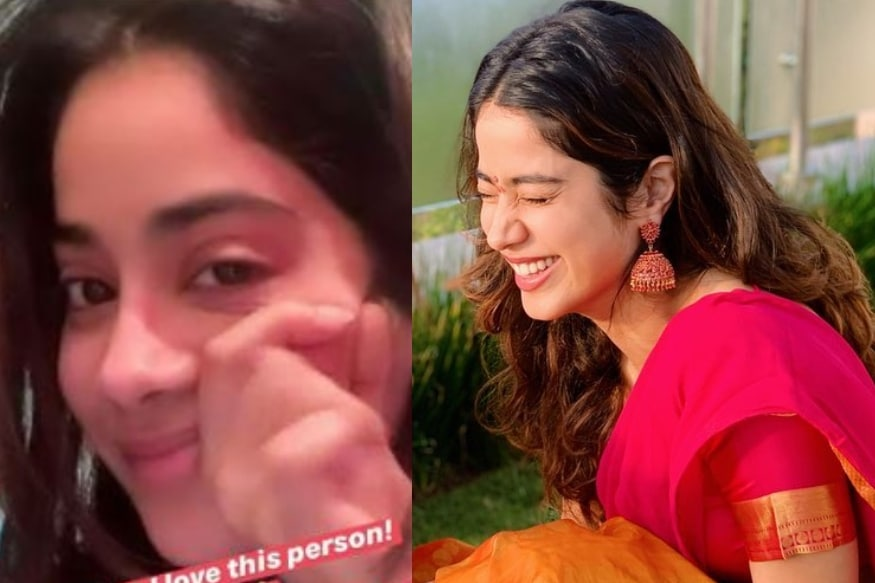 Janhvi Kapoor Thinks Shes Got Chubby, Video Calls Her Fitness Trainer for
