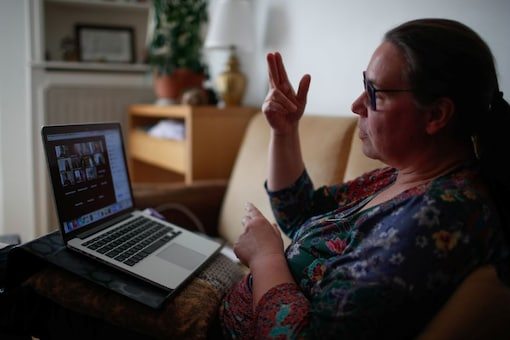 Carole DetemCovid-19 has triggered an unprecedented use of technology in the teaching and learning process. (Image: Reuters)