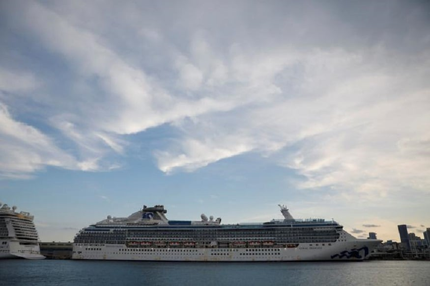 Another Cruise Ship With Coronavirus Victims Dock in Florida