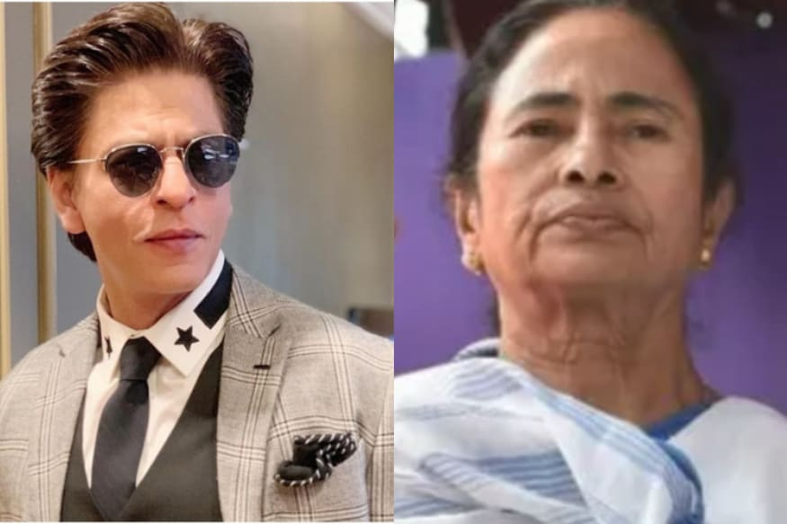 Mamata Banerjee Thanks Shah Rukh Khan for His Contribution to West Bengal in Covid-19
