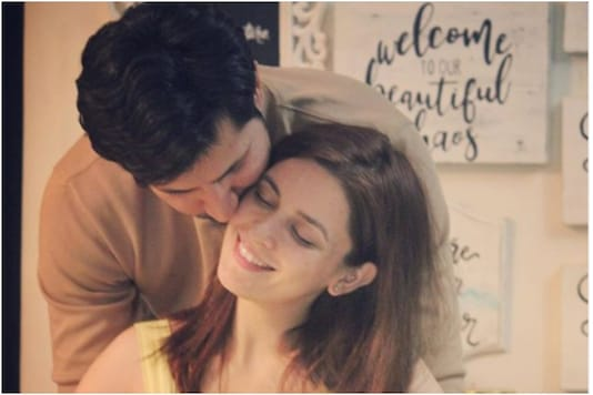 Ekta Kaul and Sumeet Vyas
