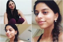 Suhana Khan Takes Online Classes in Belly Dancing from Her Trainer