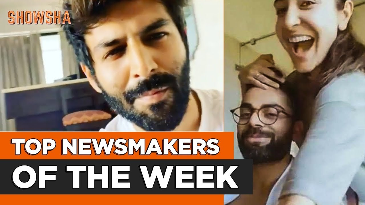 From Ranveer-Deepika to Virat-Anushka...Here are the Top Newsmakers Of The Week