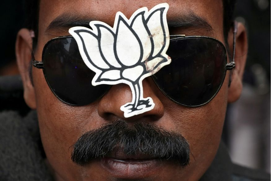 BJP Completes 40 Years, Party Workers to Undertake Outreach Programme in