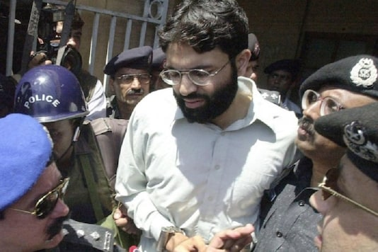 Omar Sheikh's death sentence, issued by an anti-terrorism tribunal in 2002, was overturned on April 2, 2020. (Photo: AFP File)