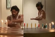 Vidyut Jammwal Kicks Out Corona Quite Literally in New Video, Shares Post #9PM9Mins Scene