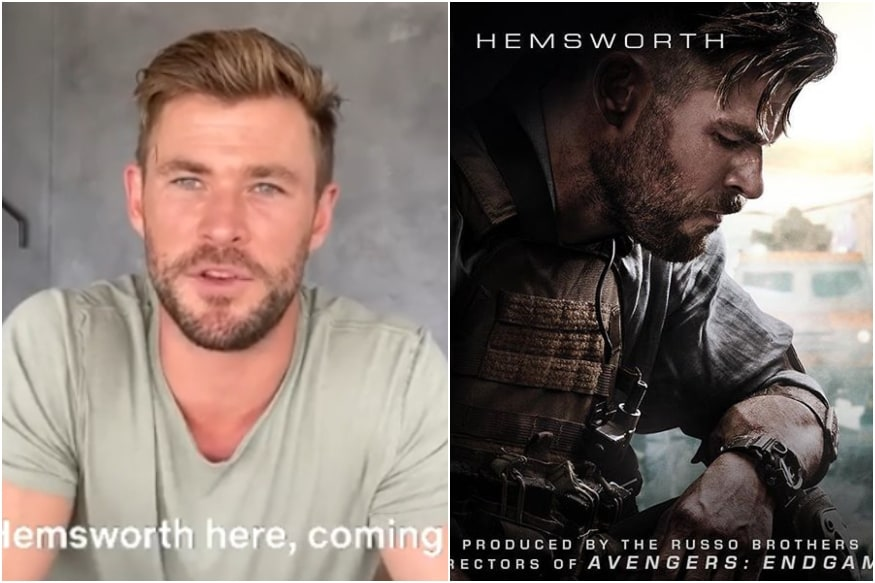 Chris Hemsworth Makes Up For Cancelled India Tour With Special Message About Extraction