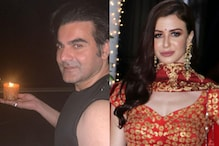Arbaaz Khan's Girlfriend Giorgia Andriani Demands Picture Credit In A Funny Post