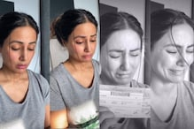 Hina Khan's Reaction to Old Boarding Pass is Every Traveler During Lockdown, Watch Video
