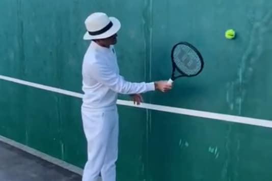 (Image: Roger Federer/Twitter)