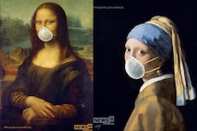 Here's What Famous Paintings Would Look Like if They Were Painted During Coronavirus Pandemic