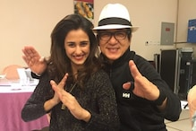 Disha Patani Shares Pic with 'Superhero' Jackie Chan on His Birthday
