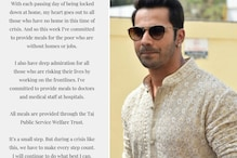 Coronavirus Outbreak: Varun Dhawan Pledges to Provide Food for Poor, Jobless And Healthcare Workers