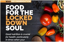 COVID-19: Food & Nutrition Tips For the Lockdown Souls. Check it Out!