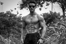 Tiger Shroff Shows Off His Chiseled Frame in This Throwback Image, Take a Look