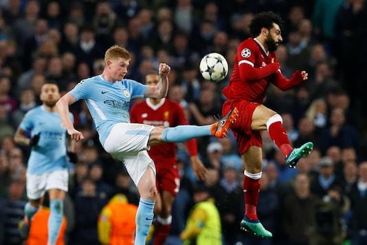 Premier League players (Photo Credit: Reuters)