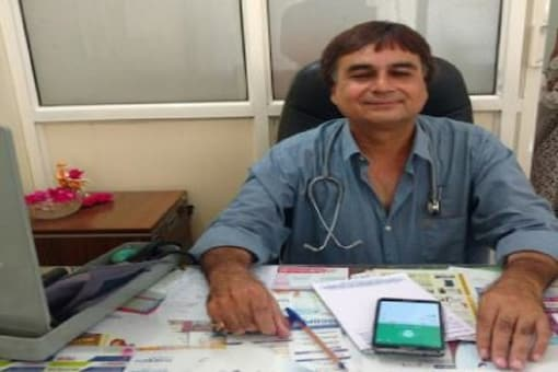 Dr Shatrughan Panjwani was afamily physician and lived in Rupram Nagar of Indore.