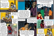 Brotherhood in Times of Corona: Jadavpur University Students Respond to Racist Attacks With Cartoon Strip