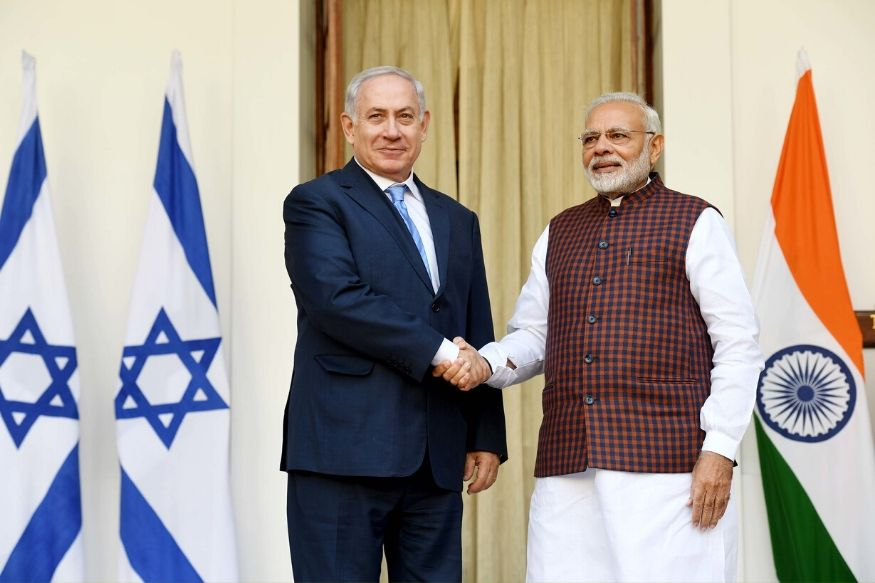 Netanyahu Thanks 'Dear Friend' Modi for Shipping 5 Tonnes of Medicines, Including Hydroxychloroquine