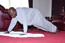Ugandan Leader, Who Once Belted Out a Rap, Releases Workout Video