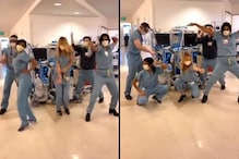 Watch: Team of ICU Doctors Does 'Extubation' Dance Everytime a Covid-19 Patient Recovers