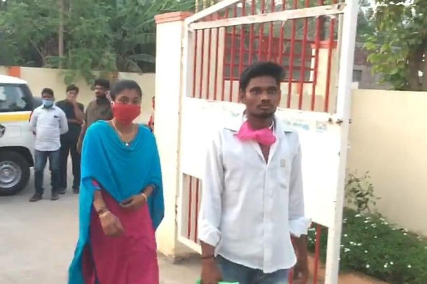 Love Knows No Lockdown: Woman in Andhra Walks 60 Km to Marry Her ...