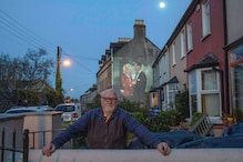 Ireland Man is Projecting Movies on House Walls for Neighborhood During Coronavirus Lockdown