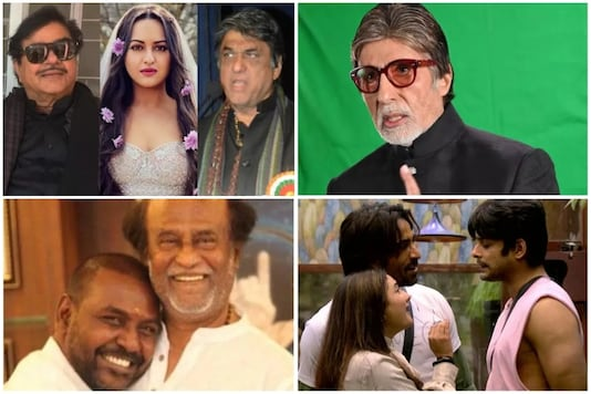 Big B Almost Believed 'Blindness Is On Its Way', Shatrughan Sinha Slams Mukesh Khanna for Mocking Sonakshi