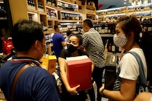 People Rush to Buy Wine, Beer & Spirits as Thailand Imposes 10-Day Alcohol Ban