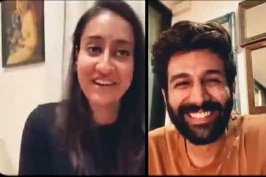 Kartik Aaryan Interviews COVID-19 Survivor in New Series Koki Poochega