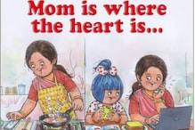 Amul Dedicates Latest Doodle to India's Women All-rounders