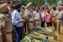 Patiala Cop Promoted to SI Days After 'Nihangs' Chopped off His Arm for Demanding Curfew Pass