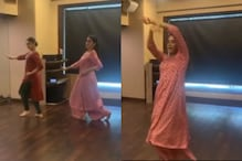 Janhvi Kapoor Shares Throwback Video as She Misses Dancing During Lockdown