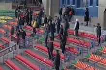 More Than 1,000 Fans Shrug Off Coronavirus Concerns to Attend Football Match in Belarus