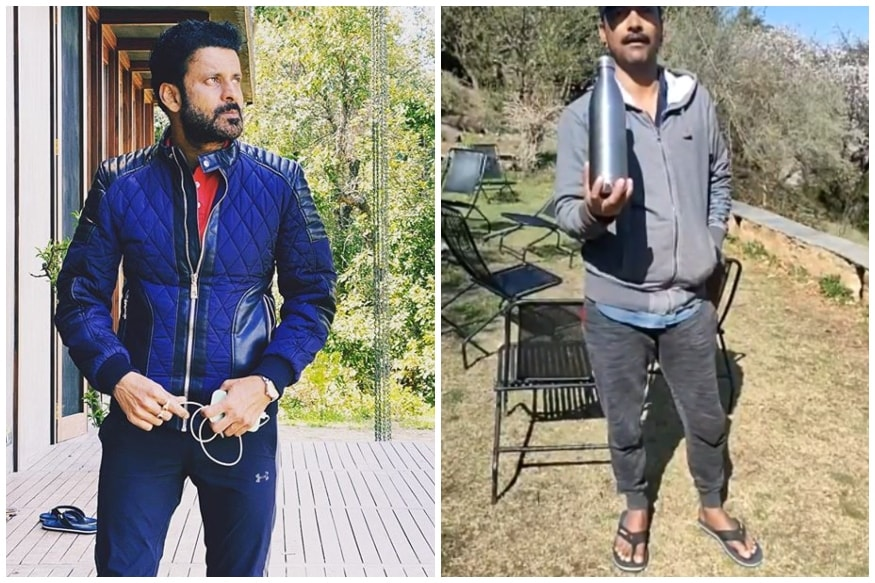 Manoj Bajpayee, Deepak Dobriyal Self-isolate in Uttarakhand During