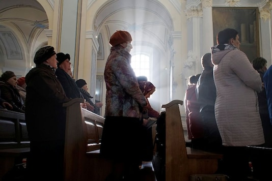 Representative Image. (REUTERS/Vasily Fedosenko/File photo)