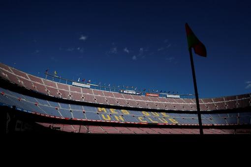 General view of Camp Nou (Photo Credit: Reuters)