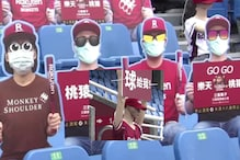 Mannequins and Cardboard Cut-outs 'Cheer' at Taiwan's Baseball Game as Fans Stay Home