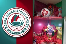 Mohun Bagan Perform 'Bar Puja' But Without Fans, Members and Officials
