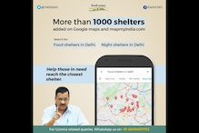 Food and Night Shelters in Delhi Now Listed on Google Maps to Help Fight Covid-19
