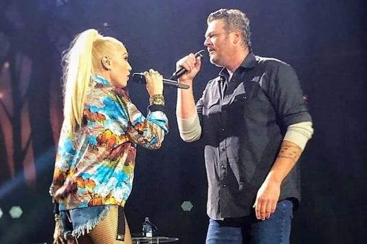 Lockdown Diaries: Gwen Stefani Gives Beau Blake Shelton A Haircut
