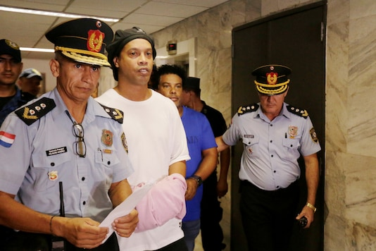 Ronaldinho (Photo Credit: Reuters)