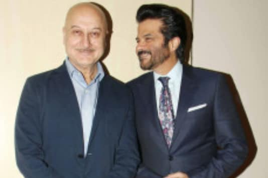 Anil Kapoor Wants To Have A Drink With Anupam Kher, Gets Trolled