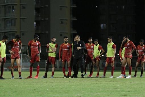 Indian football team (Photo Credit: AIFF)